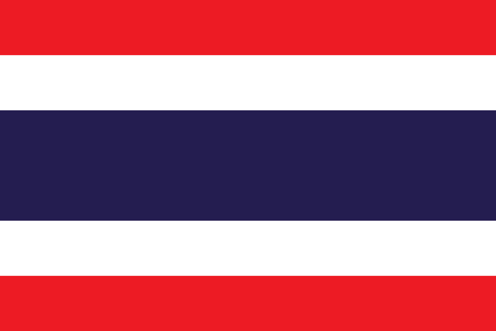 thailand flag medium